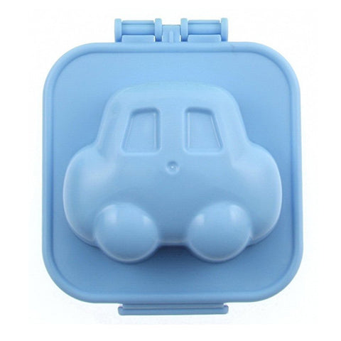 Car-Shaped Boiled Egg Mould