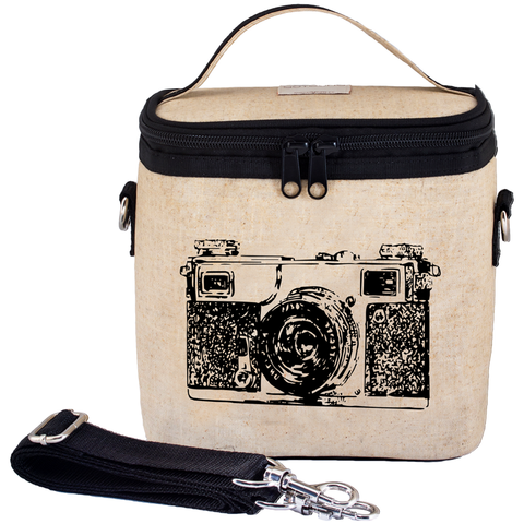 SoYoung Large Cooler Bags: Black Camera