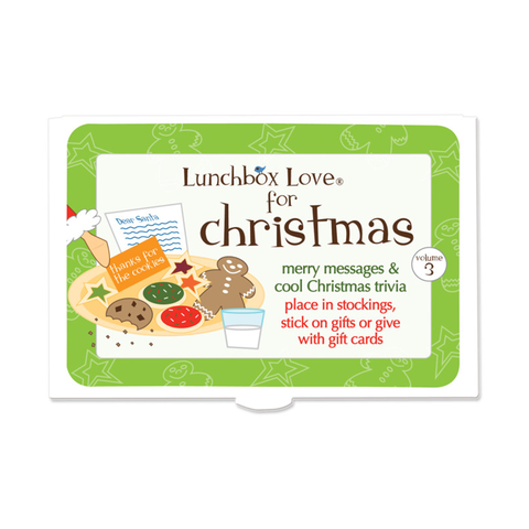 Lunchbox Love® For Holidays: Christmas Volume 3