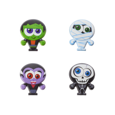 Classic Monsters (Rings, 4Pk)