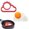 Silicone Fried Egg Mould: CLOUDS