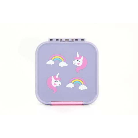 Little Lunch Box Co. Bento Two (Snack Size): Unicorn