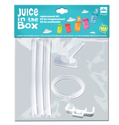 Drink-in-the-Box Replacement Parts Kit (8oz size)
