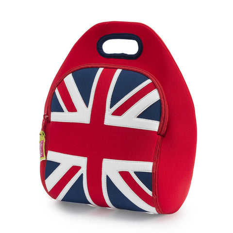 Dabbawalla Union Jack Washable Lunch Bag