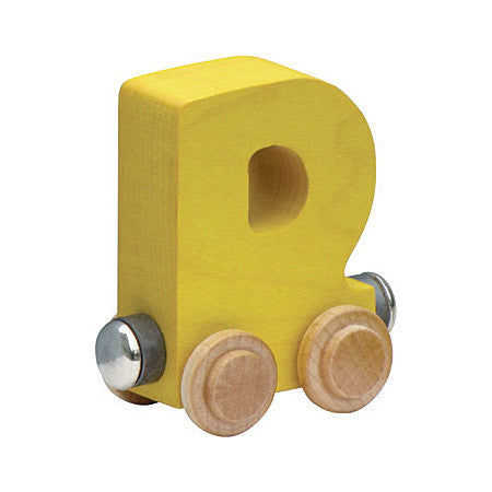 "Maple Landmark Letter ""D"" NameTrain 