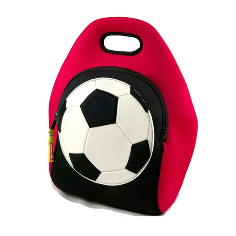 Dabbawalla Game On! Soccer Ball Washable Lunch Bag