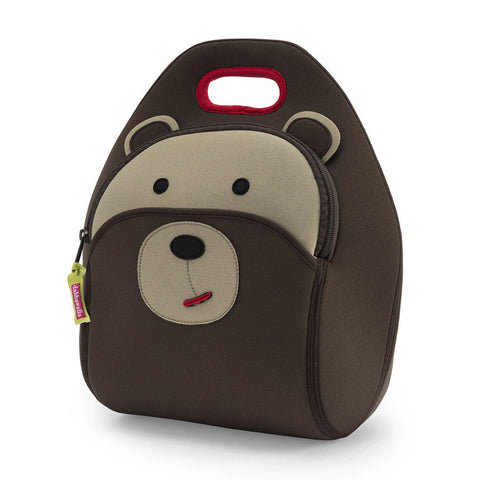 Dabbawalla Brown Bear Lunch Bag