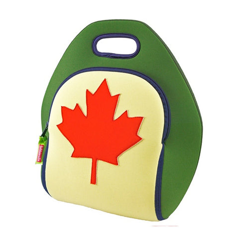 Dabbawalla Canada Maple Leaf Lunch Bag