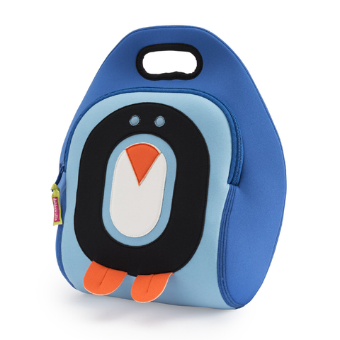 Dabbawalla Cold Feet Penguin Washable Lunch Bag