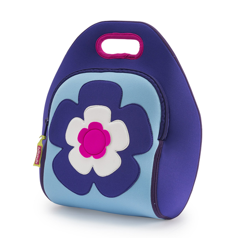 Dabbawalla Flower Power Washable Lunch Bag