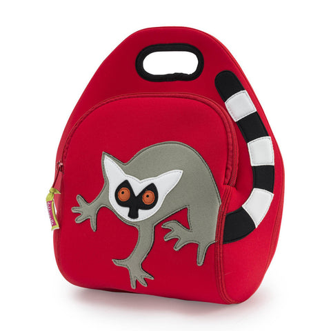 Dabbawalla Leapin' Lemur Lunch Bag