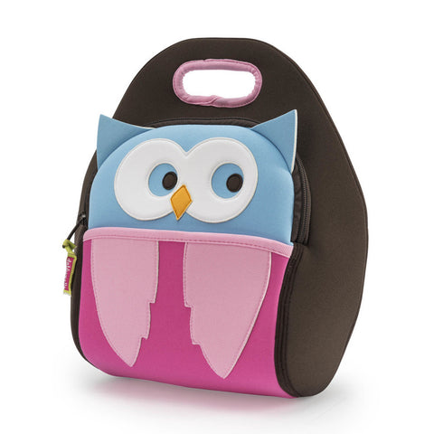 Dabbawalla Owl Lunch Bag