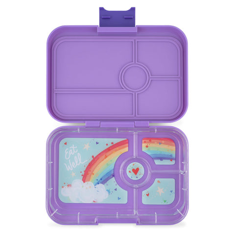 Yumbox Tapas - Dreamy Purple (4-Compartment Tray)