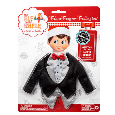 Elf On The Shelf® Claus Couture Collection: Dapper Tuxedo