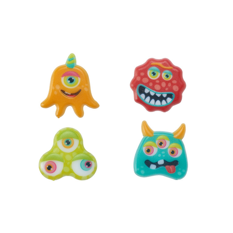 Eyeball Monsters (Rings, 4Pk)