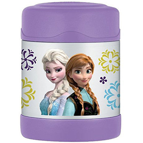Thermos FUNtainer Food Jar: Frozen Purple