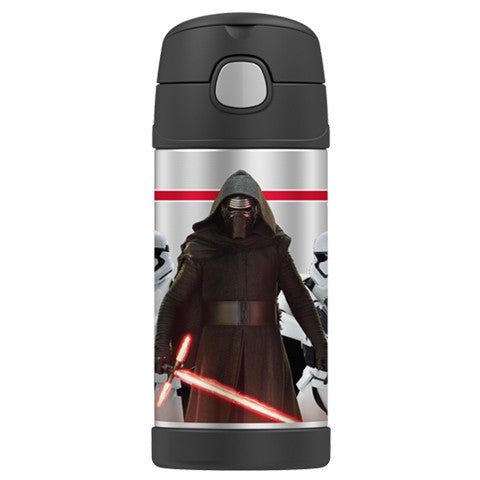 Thermos 12oz FUNtainer Straw Bottle: Star Wars Episode 7
