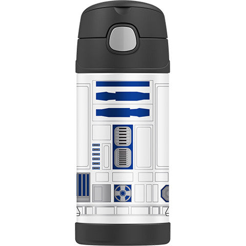 Thermos 12oz FUNtainer Straw Bottle: Star Wars