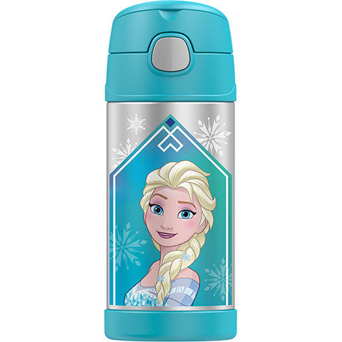 Thermos 12oz FUNtainer Straw Bottle: Frozen
