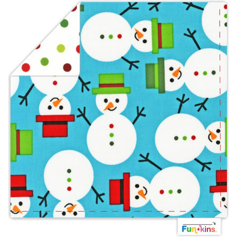 Funkins Cloth Napkin: Frosty's Friends