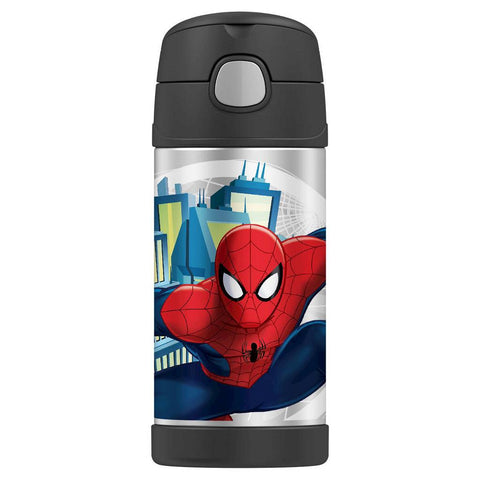 Thermos FUNtainer Bottle: Spider-Man