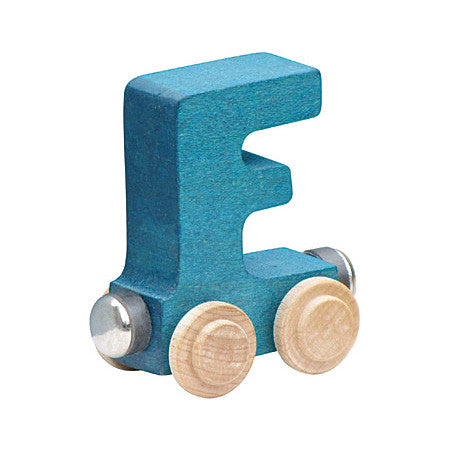 "Maple Landmark Letter ""F"" NameTrain 
