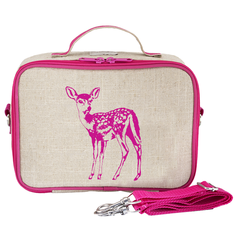 SoYoung Lunch Box: Pink Fawn