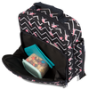 Bentology Insulated Lunch Tote: Flamingo