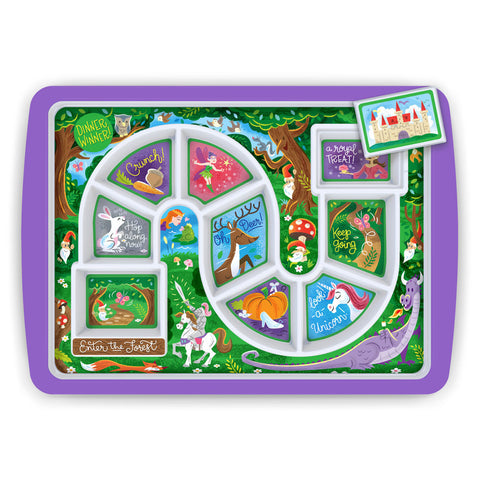 Fred & Friends Dinner Winner Tray - Enchanted Forest