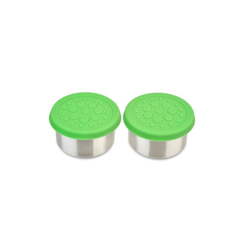 LunchBots 2.5oz Dips (2-Pack): Green