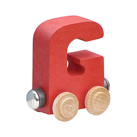 "Maple Landmark Letter ""G"" NameTrain 