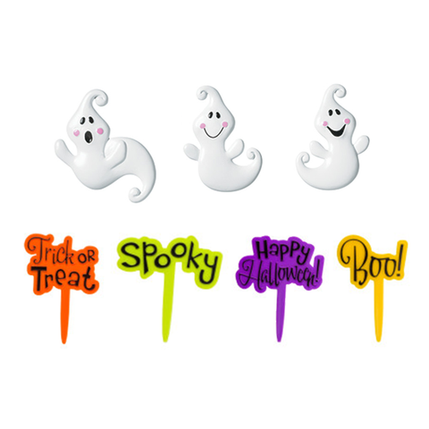 Ghosts & Sayings (Rings & Picks, 7Pk)