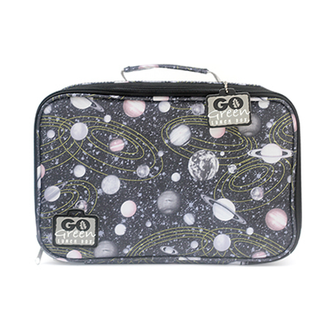 Go Green Insulated Carrying Case: Spaced Out