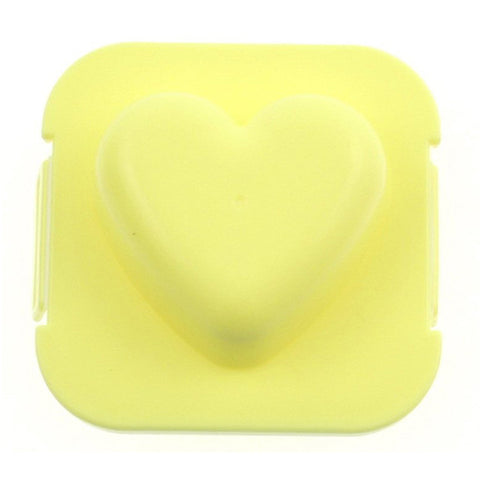 Heart-Shaped Boiled Egg Mould