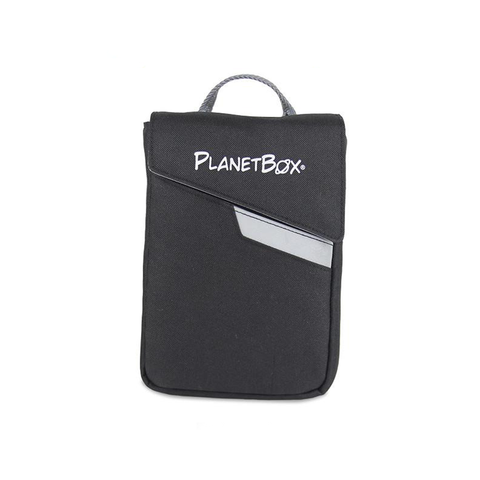 Insulated Carry Bag for PlanetBox Shuttle: Black