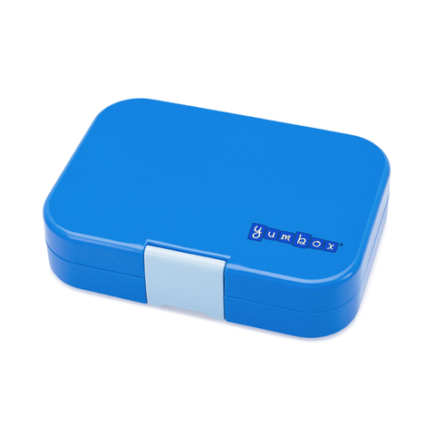 Yumbox Outer Box Only: Jodhpur Blue Panino (4 Compartments)