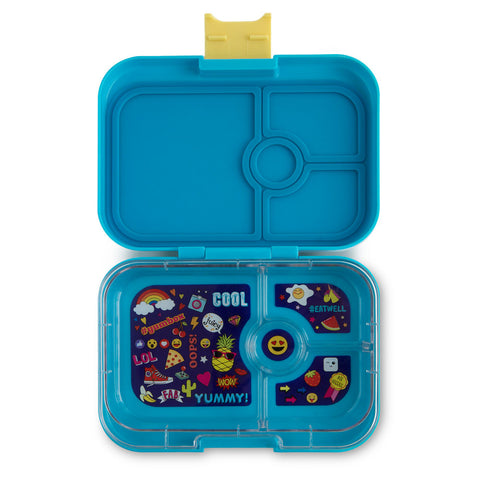 Yumbox: Kai Blue (4 Compartments)