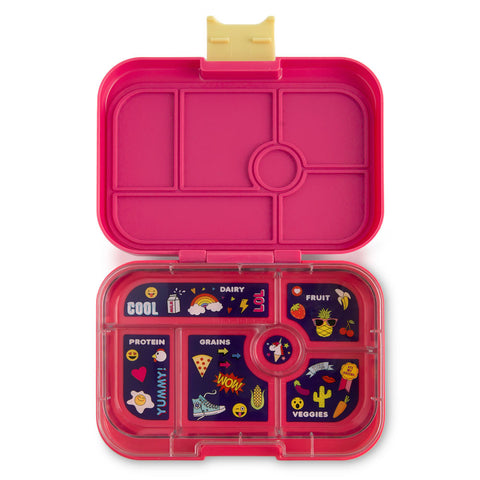 Yumbox: Kawaii Pink (6 Compartments)
