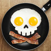 Silicone Fried Egg Mould: Skeleton