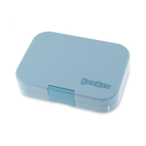 Yumbox Outer Box Only: Liberty Blue Original (6 Compartments)