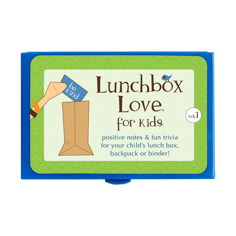 Lunchbox Love® For Kids: Volume 1