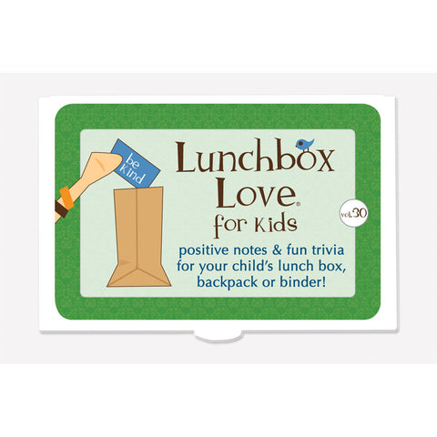 Lunchbox Love® For Kids: Volume 30