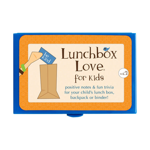 Lunchbox Love® For Kids: Volume 3