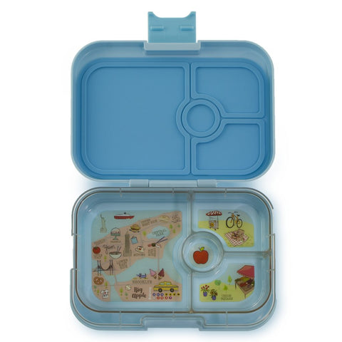 Yumbox: Liberty Blue (4 Compartments)