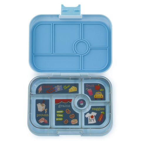 Yumbox: Liberty Blue (6 Compartments)
