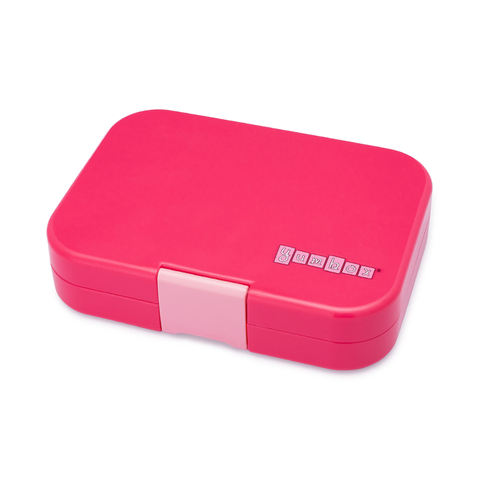 Yumbox Outer Box Only: Lotus Pink Original (6 Compartments)