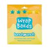 Lunch Punch Silicone Wrap Bands - Yellow