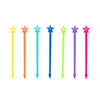 Lunch Punch Stix (Set of 7): Rainbow