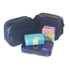 Yumbox Tapas-Sized Lunch Bag: Midnight Blue