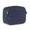 Yumbox Tapas-Sized Lunch Bag: Midnight Blue Stars